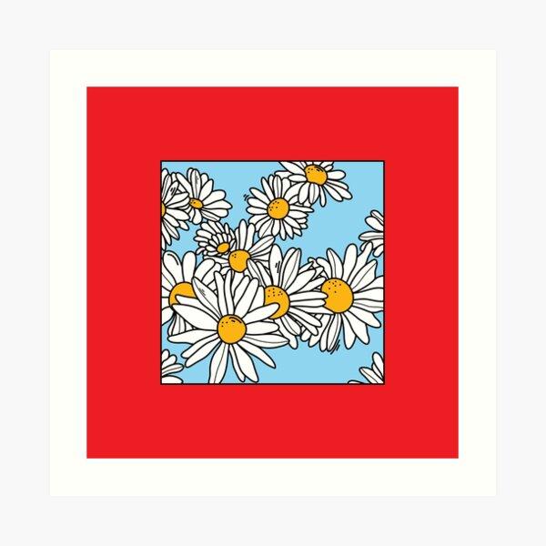 Flowery goodness Art Print