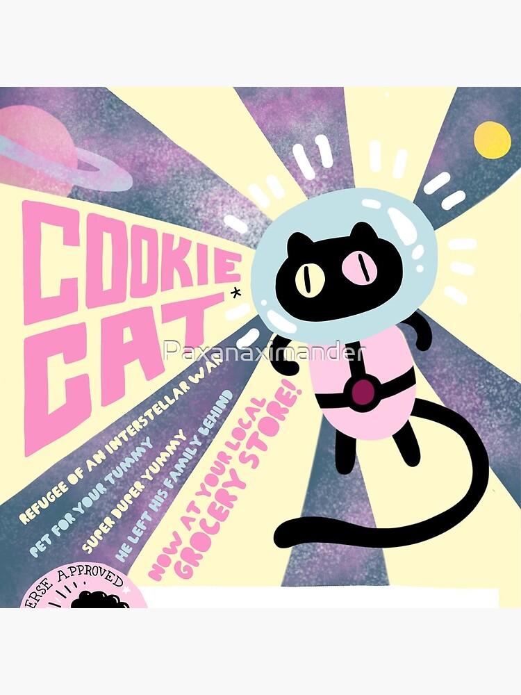 Cookie Cat by Paxanaximander