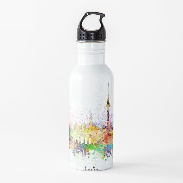 berlin skyline Water Bottle