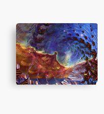 Bridge to the Void 2 (Eagle Nebula) Canvas Print