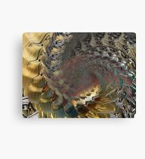 Bridge to the Void 3 (Spiral to Nowhere) Canvas Print