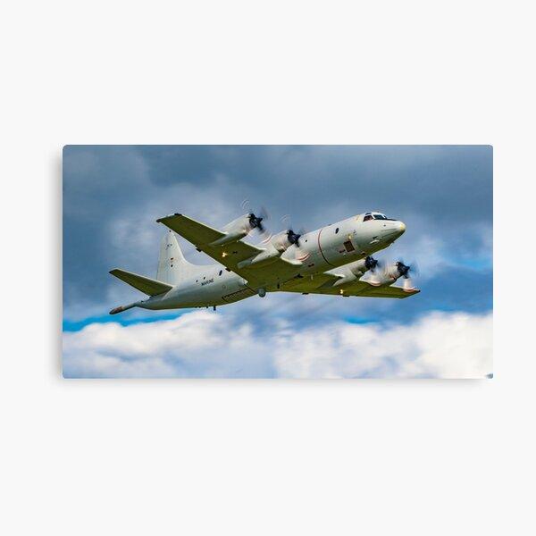 Navy P-3C Orion Canvas Print