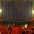After the movie...Cine Dore Madrid Spain  by Anna  Goodhind