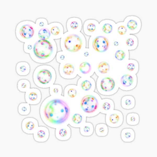 Seifenblasen Sticker