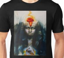 Claire Reid Ancient Egyptian Pharaoh Tutankhamen  Unisex T-Shirt