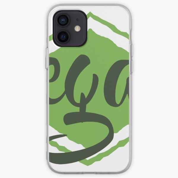 Proud Vegan iPhone Soft Case