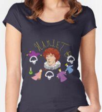 Hamlet - Prince of Denmark Women's Fitted Scoop T-Shirt