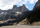 Liberty Bell Mountain by Dave Davis
