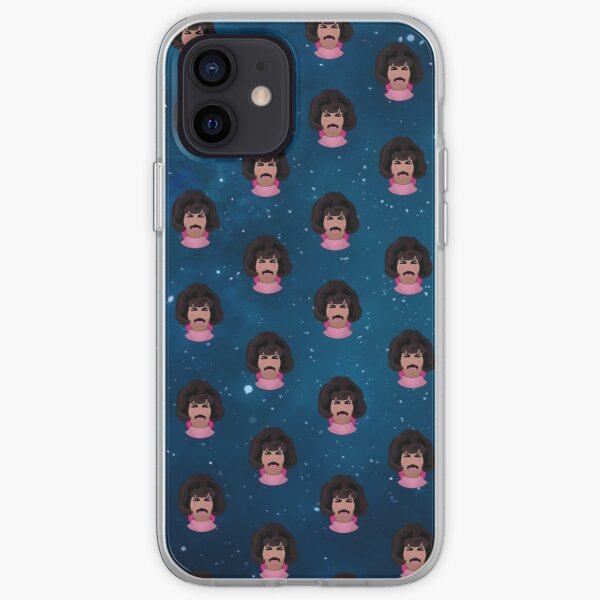 In the sky, little queen iPhone Soft Case