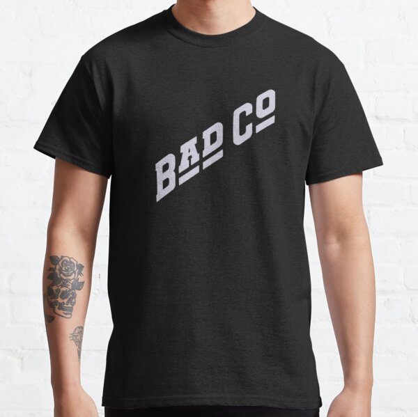 Bad Co Bad Company Rock Band Gifts Classic T-Shirt