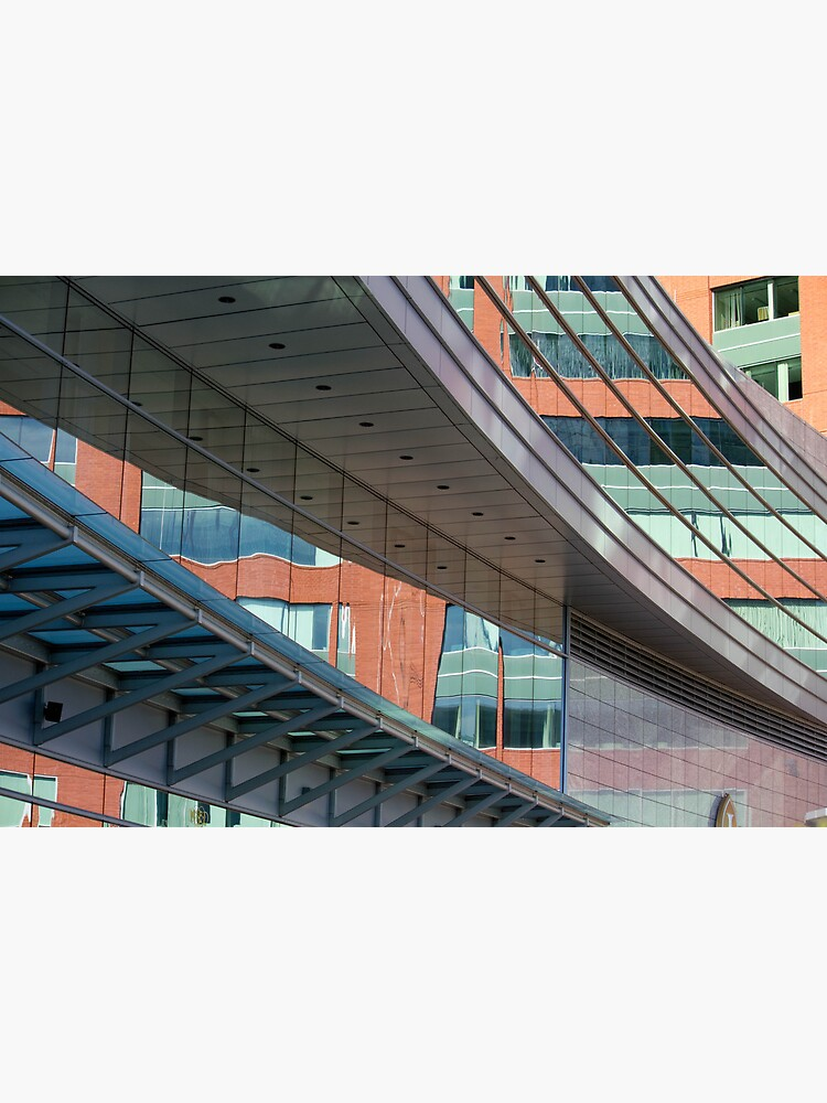Brick, Steel and Glass by LynnWiles