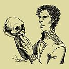 Alas, poor Yorick! by NadddynOpheliah