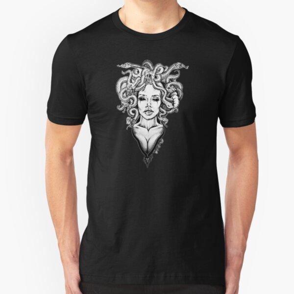 Medusa Slim Fit T-Shirt