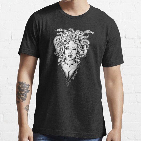 Medusa Camiseta esencial