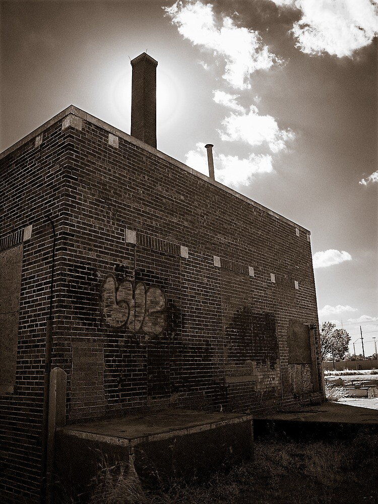 For love of old buildings by Michael Mars