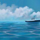 Schiffsreise von Tamara Tegethoff