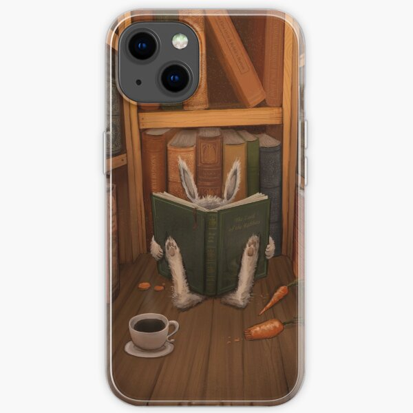 The Rabbit's Guide to the Galaxy iPhone Soft Case
