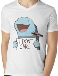 Quagsire's Unaware Activated Mens V-Neck T-Shirt