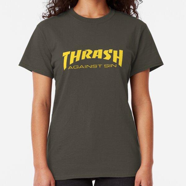 Thrash Against Sin Classic T-Shirt