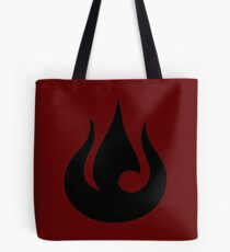 Fire Nation Royal Banner Tote Bag