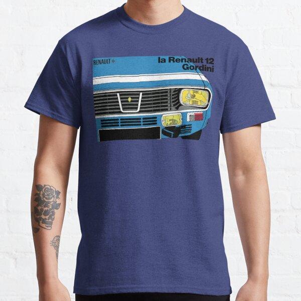 RENAULT 12 GORDINI T-shirt classique