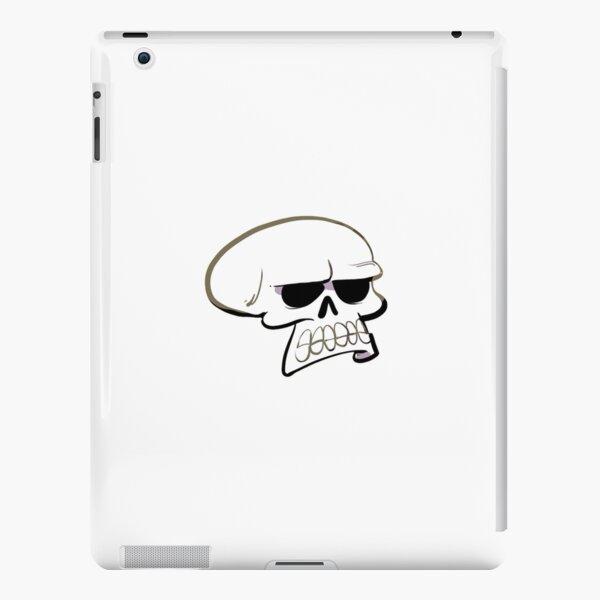 Annoyed Skull iPad Snap Case