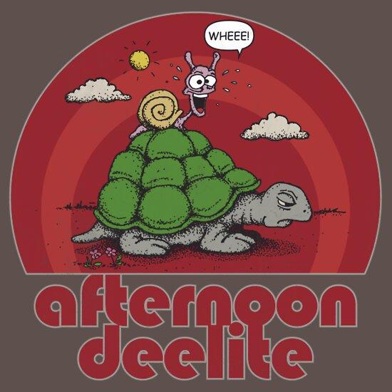 TShirtGifter presents: Afternoon Deelite