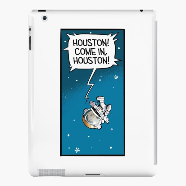"""""""Lost in Space"""" iPad Snap Case"""
