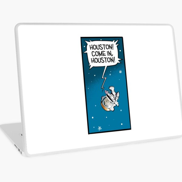 """""""Lost in Space"""" Laptop Skin"""