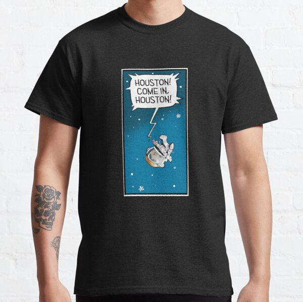 """Lost in Space"" Classic T-Shirt"