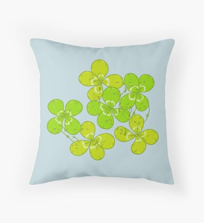 cLovers Throw Pillow