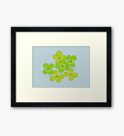 cLovers Framed Print