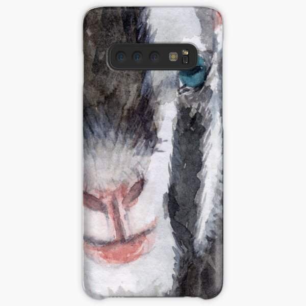Little goat Samsung Galaxy Snap Case