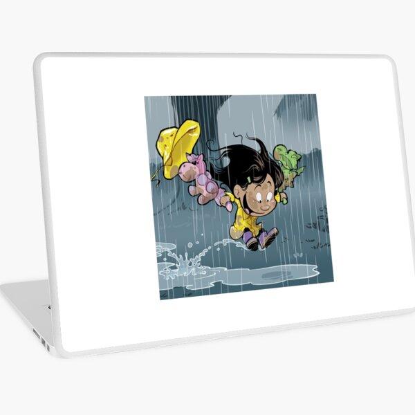 """Rainy Day"" Laptop Skin"