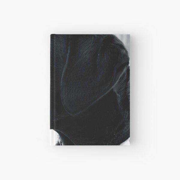 Black Snow Hardcover Journal