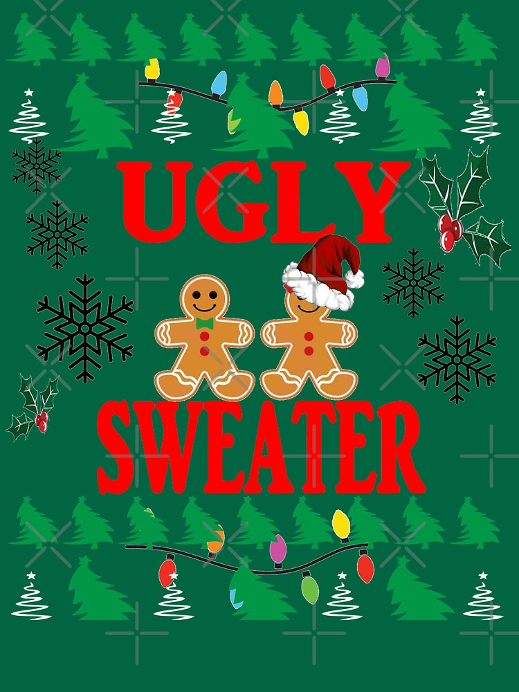 Ugly Sweater Design by Mbranco