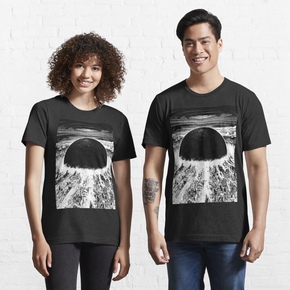 Akira cyberpunk city explosion Essential T-Shirt