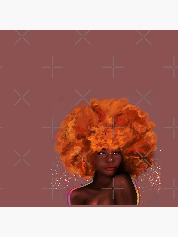 Afronation, Orange is the new black by euaadesigns