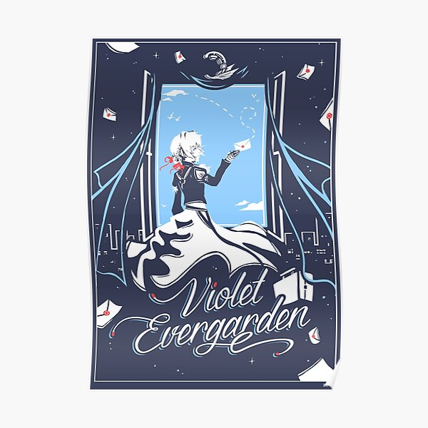 Violet Evergarden Póster