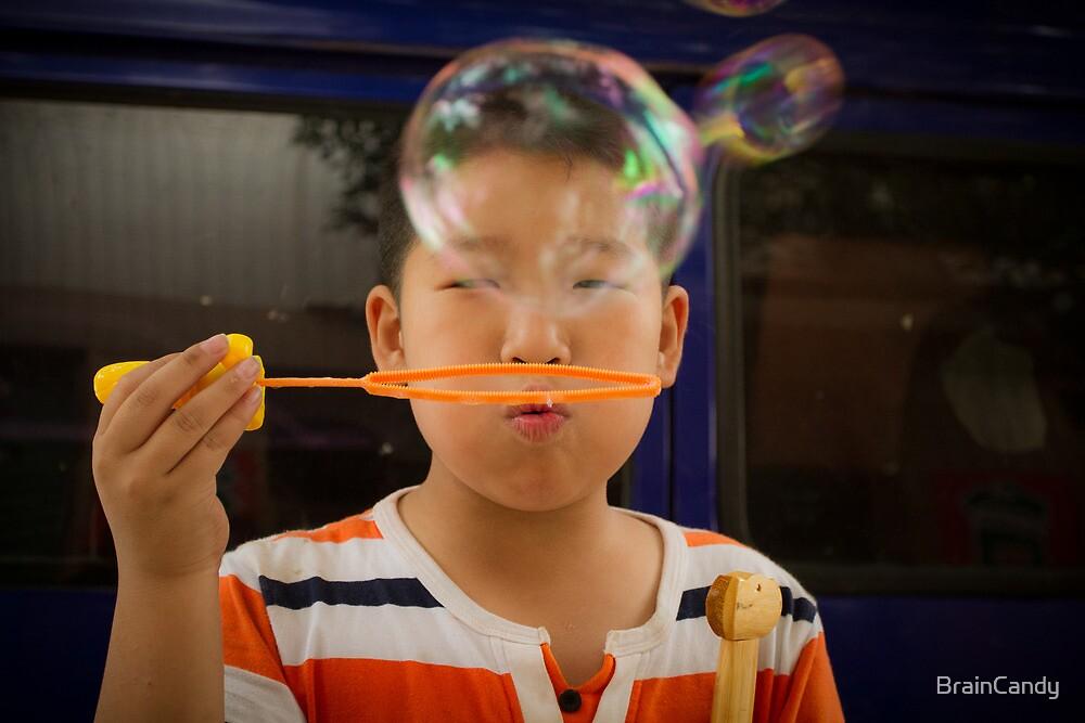 bubbles. by BrainCandy