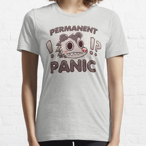 Permanent Panic Opossum Essential T-Shirt