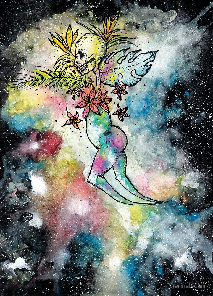 Rebirth  by marinaleclair
