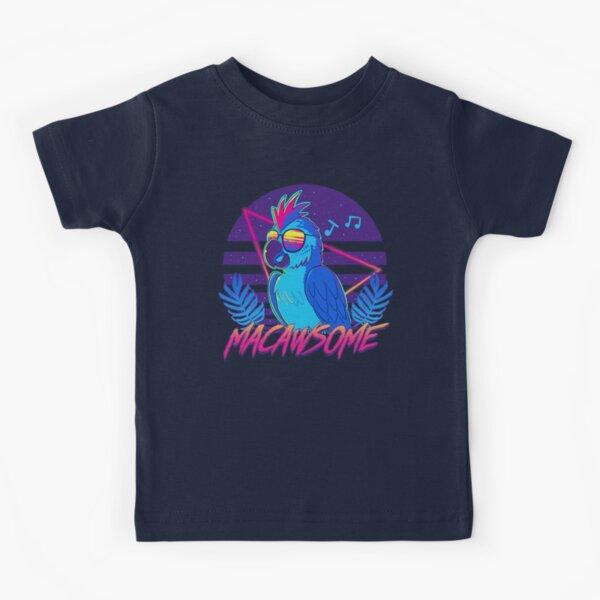Macawsome Kids T-Shirt