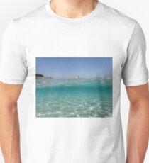 Sardinia underwater - Stintino, la pelosa Unisex T-Shirt