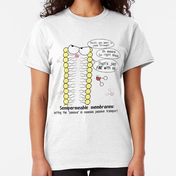 Passive Aggressive Cell Membrane Classic T-Shirt