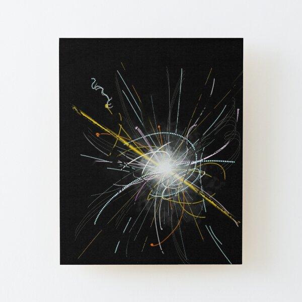 Higgs boson  Wood Mounted Print