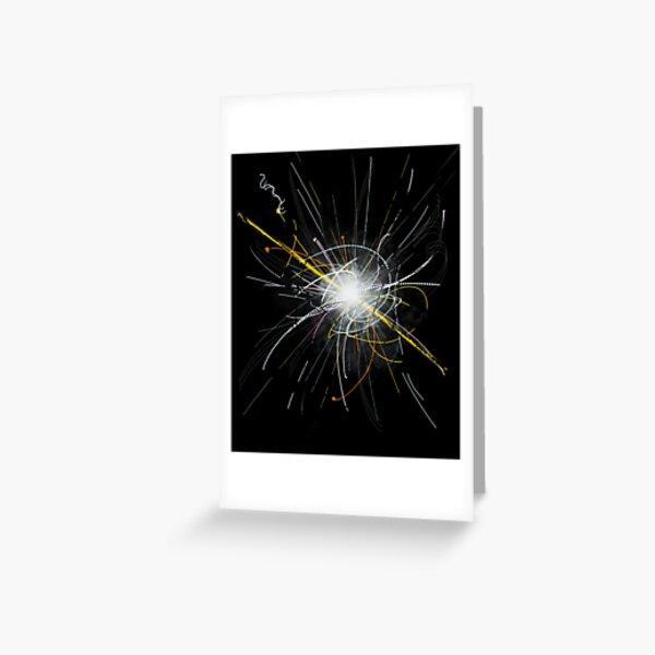 Higgs boson  Greeting Card