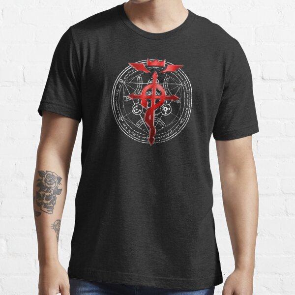 Fullmetal Alchemist Transmutation Symbol  Essential T-Shirt
