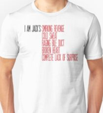 I Am Jack's Design T-Shirt
