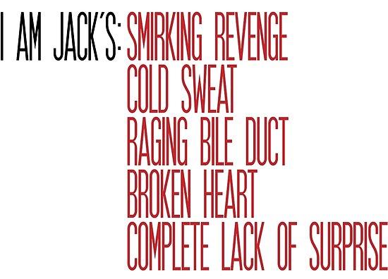 I Am Jack's Design by Adam Grey